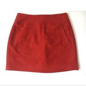 H&M Wool Skirt
